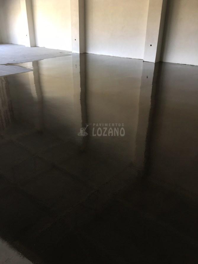 autonivelante resina epoxi - pavimentos lozano