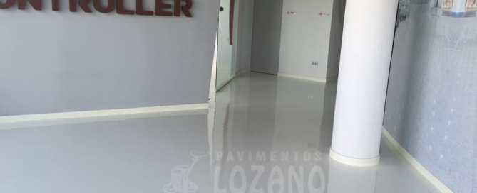 pavimento decorativo - Pavimentos Lozano