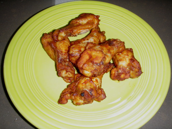 Chili Lime Chicken Wings Recipe -