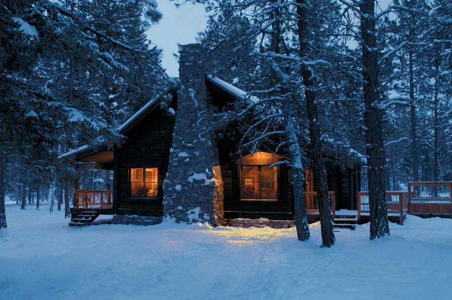 Snow Falling Wallpaper Hd Montana Vacation Ranch Rates The Resort At Paws Up