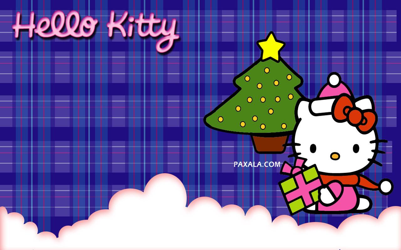 Wallpapers Hd Hello Kitty Wallpaper Hello Kitty Navidad