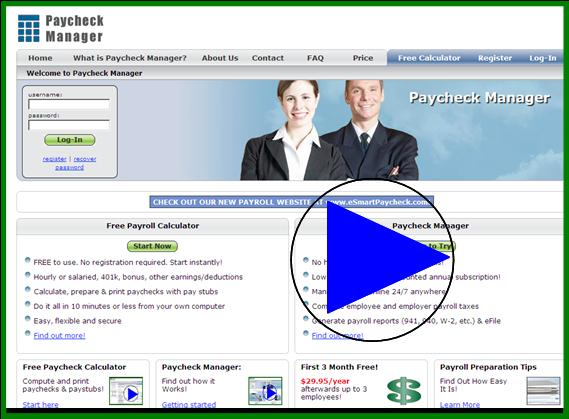 Paycheck Manager FAQ Free Online Payroll Tax Calculator Software - payroll tax calculator