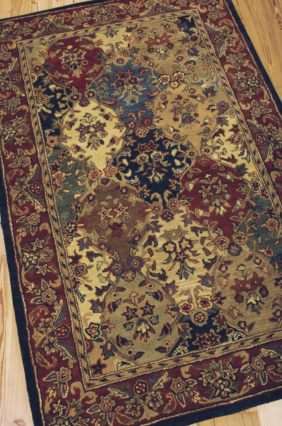 India House Ih23 Multi Rug By Nourison