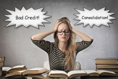 Bad Credit Student Loan Consolidation - Student Loans