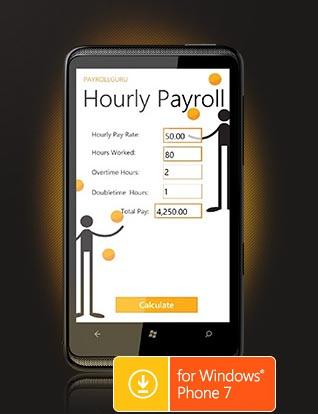 PayrollGuru - Mobile payroll applications and payroll services