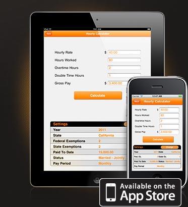 PayrollGuru - iOS payroll applications and free paycheck calculators