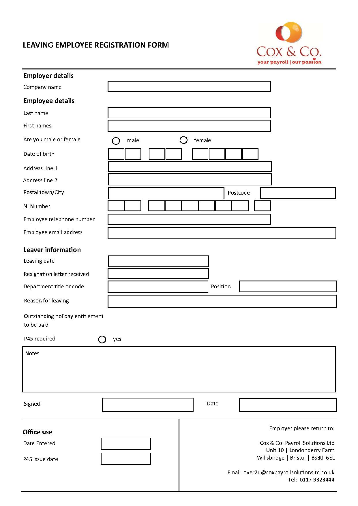 employee registration form in html template sample resumes employee registration form in html template employee registration form spreadsheetzone template for payroll best photos of
