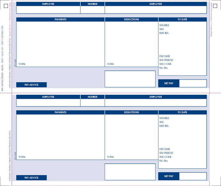 Employee Payslip Template Excel – Payslips Download