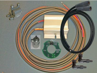 Smart-Fire HONDA CB250-350 Twin 12 Volt  Smart-Fire Ignitions