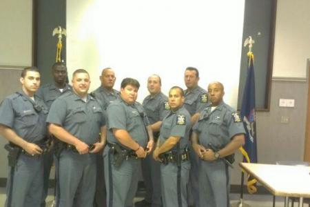 PBA of NYS - Nys University Police