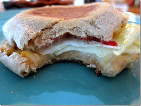 healthified egg mcmuffin