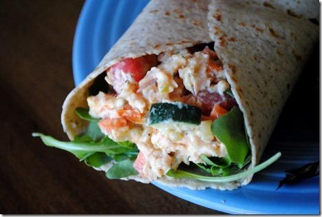 salmon salad 010