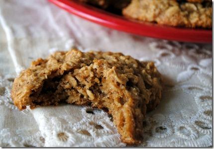oatmeal banana peanut butter cookies 049-001