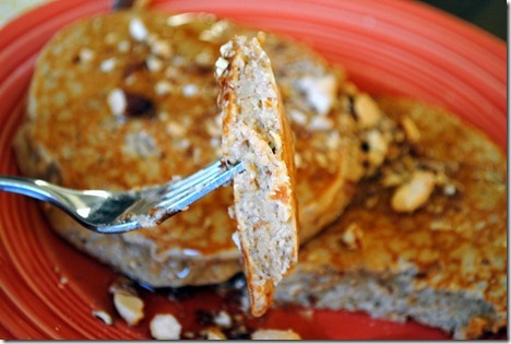 almond butter pancakes 020