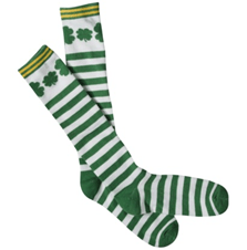 Target Shamrock Knee High Socks