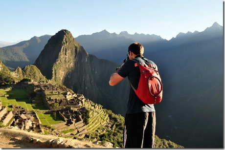 Nikon D90 Machu Picchu