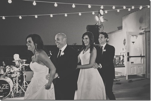 Bridal Party Conga Line (2)