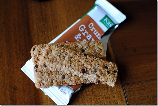 Kashi Crunchy Chocolate Chip Granola Bar