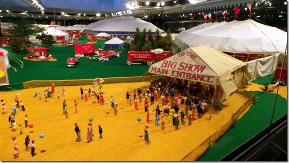 Largest Miniature Circus