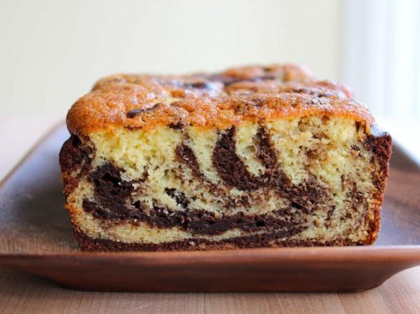 Paleo German Marble Cake