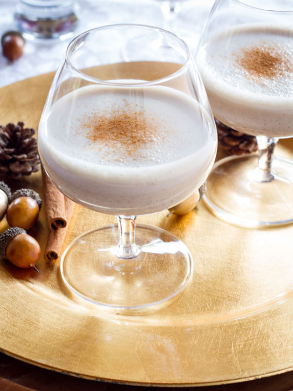 History of Eggnog The History Kitchen PBS Food