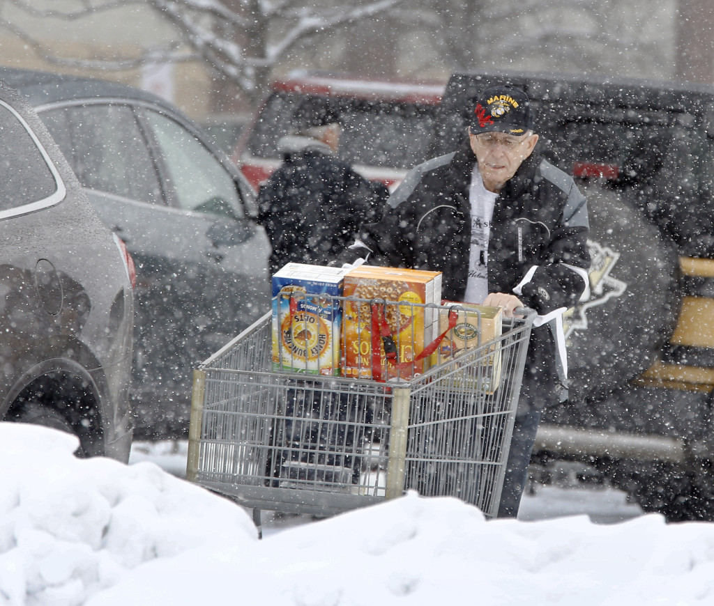How Climate Change May Lead To Bigger Blizzards Climate Of Doubt