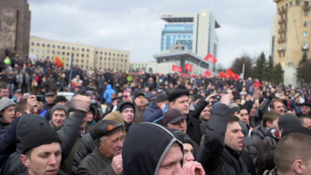 Over the past three months, as unrest in Ukraine has provoked one of the biggest confrontations between Russia and the United States since the Cold War, ...