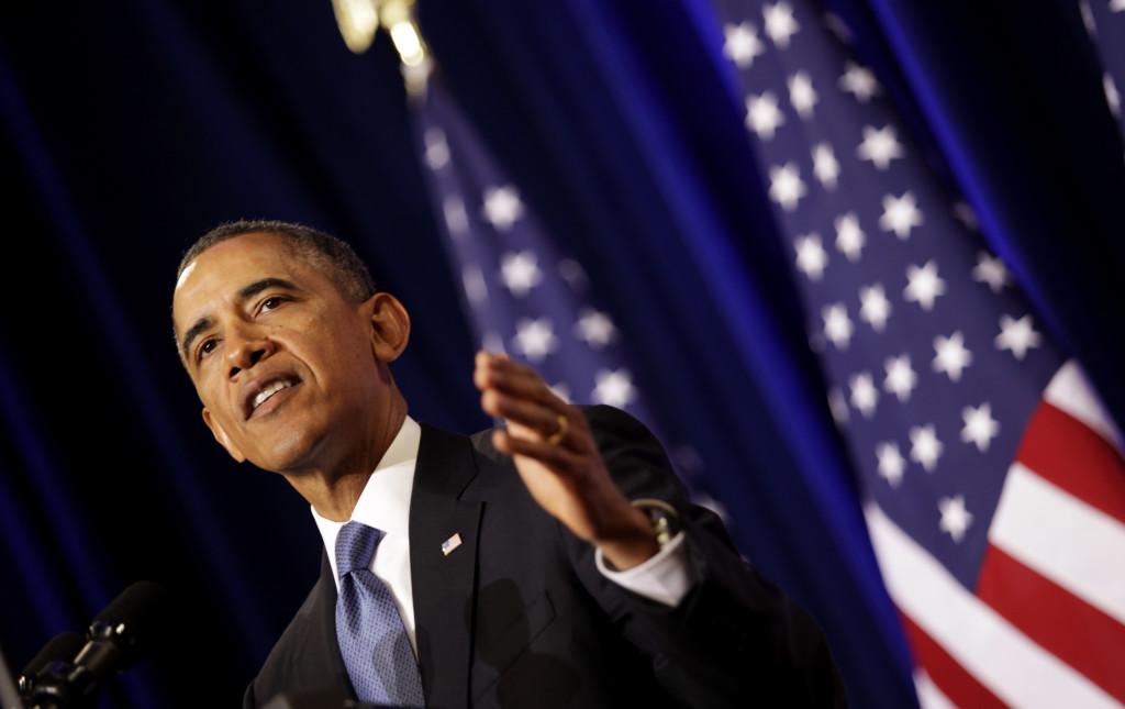 United States President Barack Obama (Rex Features via AP Images) (Rex Features via AP Images)