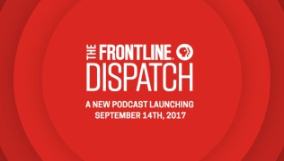 Introducing The FRONTLINE Dispatch