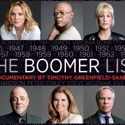 The Boomer List Timeline of a Generation American Masters PBS