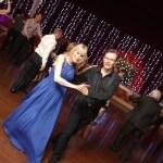 Dancers at a ball