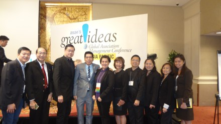 PCAAE sends significant delegation to the ASAE Asia-Pacific conference