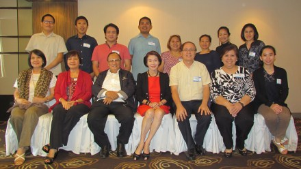 PCAAE conducts organizational & values development seminar
