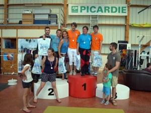 Podium en Disciplines Artistiques au Championnat de Picardie 2015 à Frétoy-le-Château