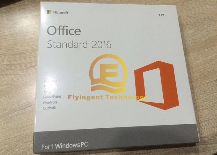 Microsoft Office Standard 2016 Full Version DVD / CD Media Wndows - office cd