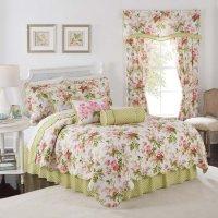 Waverly Emma's Garden Quilt Bedding sets and Accessories ...