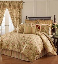 Imperial Dress Antique King Waverly Comforter Set - PC Fallon