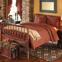Campbell Wine Bedding by Park Designs   P.C. Fallon Co.