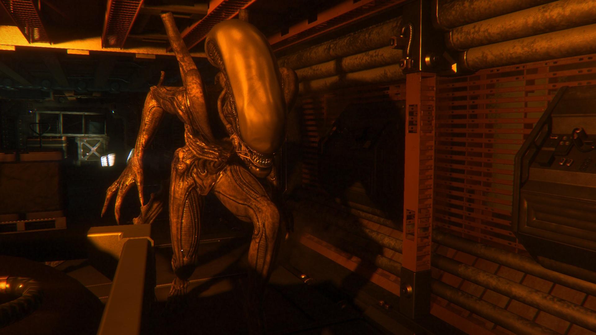 Illusion Wallpaper 3d Alien Isolation Test Tipps Videos News Release