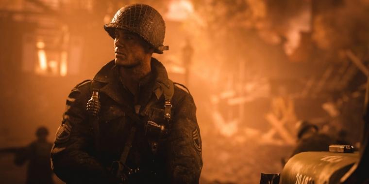 Steam Charts Call of Duty WW2 rückt PUBG auf die Pelle