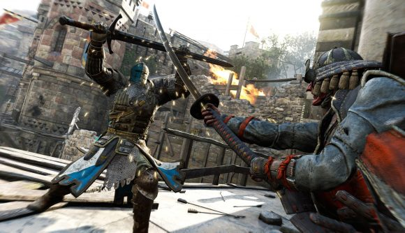 A free promotion just made For Honor the eighth biggest game in
