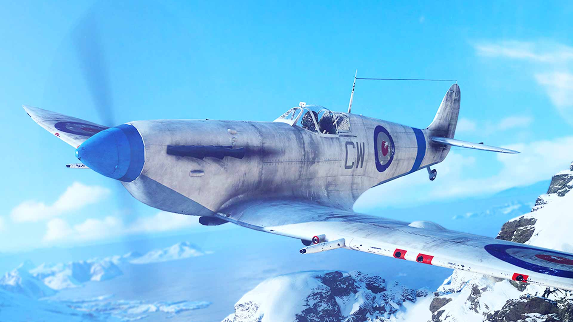 Cockpit Hd Wallpaper Battlefield V Unsung Heroes Take To The Skies With A