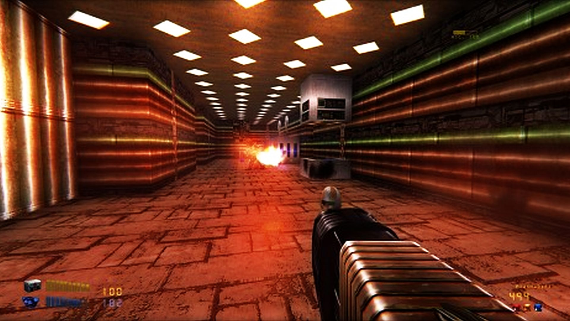 New 3d Hd Wallpapers For Pc Classic Doom Gets A 3d And Hd Remaster Courtesy Of The