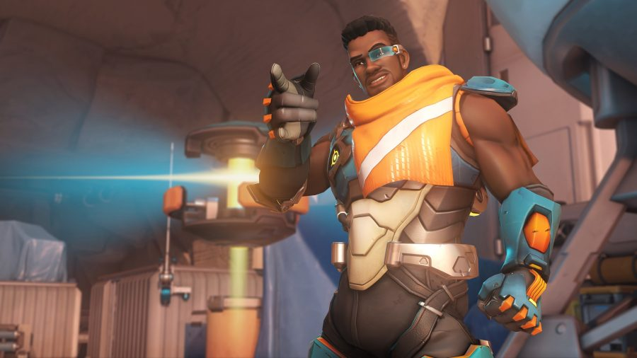 Overwatch Baptiste abilities, weapons, synergies, and counters