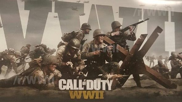Call of Duty WWII confirmed \u2013 full reveal on Wednesday PCGamesN