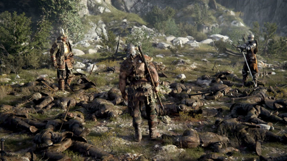 For Honor beta impressions there\u0027s no honour here, but fantastic