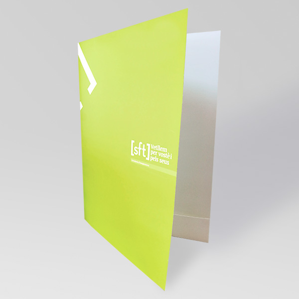 Corporate Stationery PCG Barcelona Printing Services