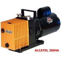 Alcatel 2008A Vacuum Pump Minor Repair, Rebuild, or ...
