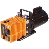 Alcatel 2015 Pascal Rotary Vane Mechanical Vacuum Pump