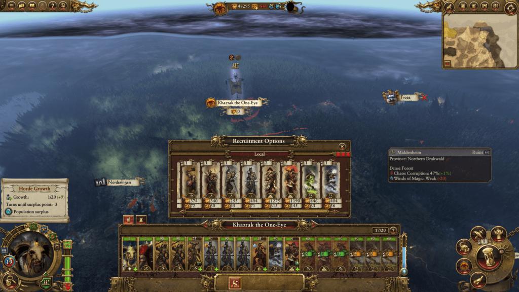 Total War Warhammer Wallpaper Hd Total War Warhammer Beastmen Faction Guide Pc Invasion